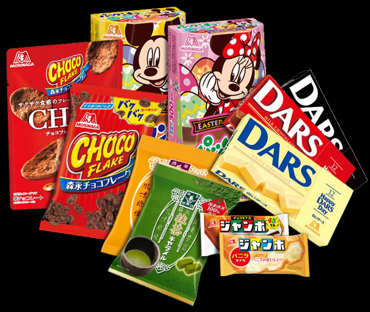 Morinaga Japaneese Candy