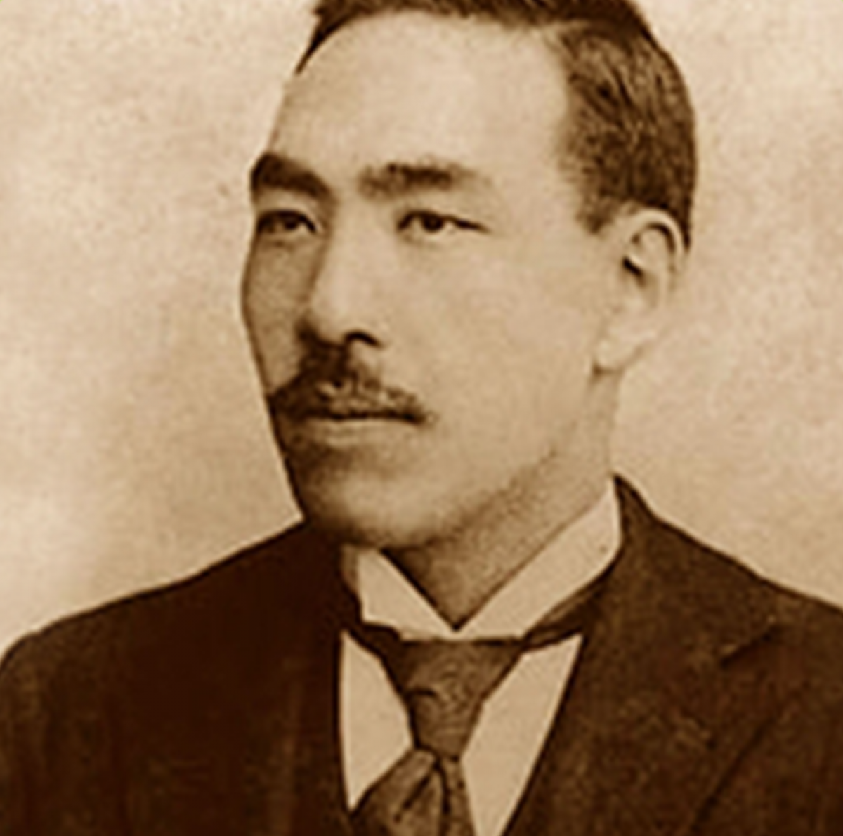 Taichiro Morinaga, the future father of HI-CHEW