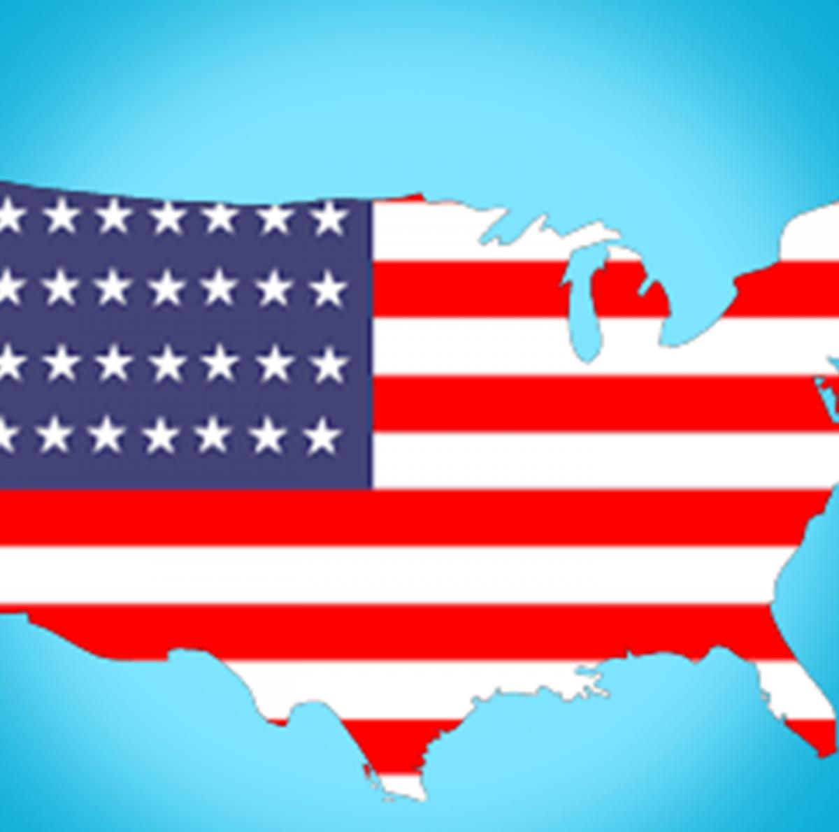 Morinaga 1888 American Flag