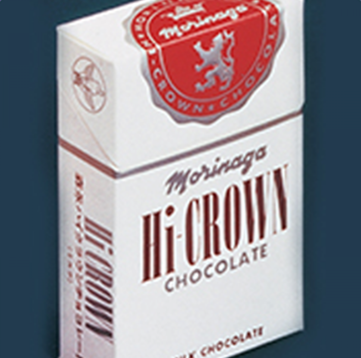 Morinaga 1964 Hi-Crown Chocolate