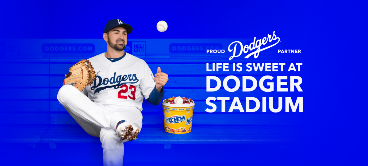 Proud Dodgers Partners, Life is sweet at Dodger Stadium